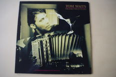 Tom Waits & Neil Young - Lot of 8 albums