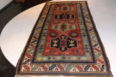 Antique Kazak, late 19th century, approx. 275 x 140.