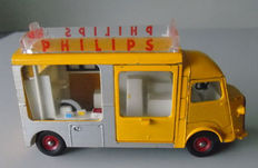"Dinky Toys-France - Scale 1/43 - Van Citroën ""Philips"" No.587"