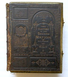 Mary Francis Cusack - The History of the Irish Nation, Social, Ecclesiastical, Biographical, Industrial, and Antiquarian - 1876