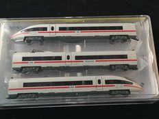 "Minitrix N - 12744 – Electric train unit BR403/406 ""ICE3"" of the NS"