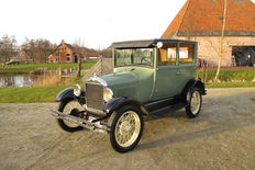 Ford - model T - 1926