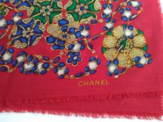 Chanel - Large Scarf