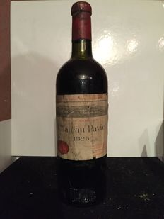1928 Chateau Pavie, Saint-Emilion Grand Cru Classé – 1 bottle
