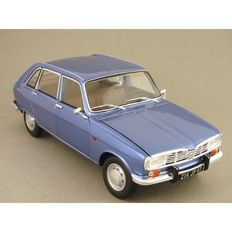 Norev - Scale 1/18 - Renault 16 - Blue