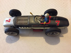 "Marx, Japan - L. 43 cm - ""Marx Jetspeed"" tin toy battery-operated, 1950s"
