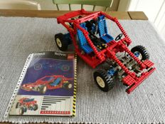 Technic - 8865 - Test Car