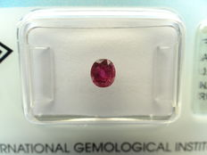 Ruby – 0,52 ct
