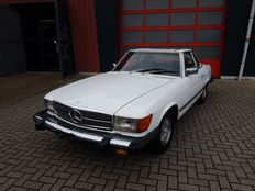 Mercedes-Benz - 450 SL - 1978