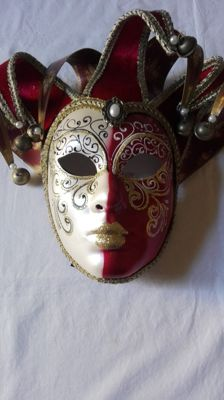 Beautiful Venetian mask the galleon.