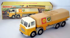 "Dinky Toys - Scale 1/48 - A.E.C. ""Shell-BP"" Tanker No.591"