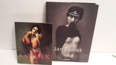 Photography; 2 books by Jan Saudek - 1997/1998