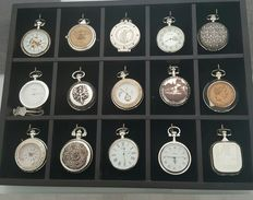 Collection of pocket watches