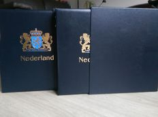 The Netherlands 1965/2001 - Collection in 2 Davo LX albums including booklets and sheets