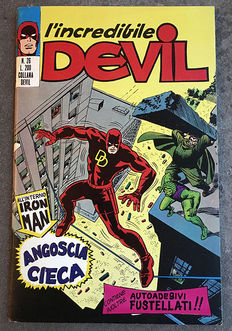 Devil no. 26 with stickers - (1971)