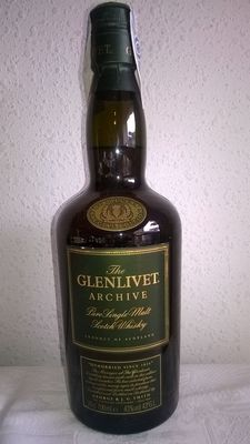 The Glenlivet Archive