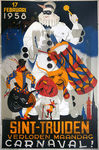 Check out our A. Renson - Carnival Sint Truiden - poster 1958