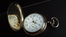 Pocket Watch quarter repeater - about 1890 Switzerland