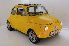 Fiat - 500 Abarth evocation - 1969
