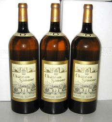 2014 Château Simone, Palette, Lot of 3 Magnums 1.5L.