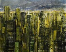 Gottfried Salzmann - NY City