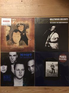 Pixies Collection | 4 LP's | Still in sealing!