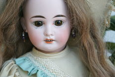 Antique doll with French look