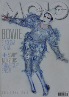 Mojo music magazines - 20 issues - 1999-2017 - Queen, Jimi Hendrix, David Bowie), The Jam and more
