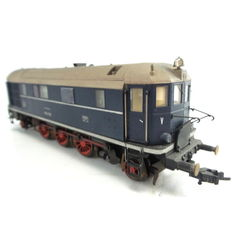 Trix H0 - 22152 - Weathered heavy diesel locomotive  BR V16 of the DRG, with double bell & various sound functions