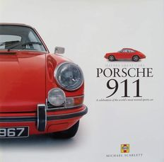 3 books on Porsche 911