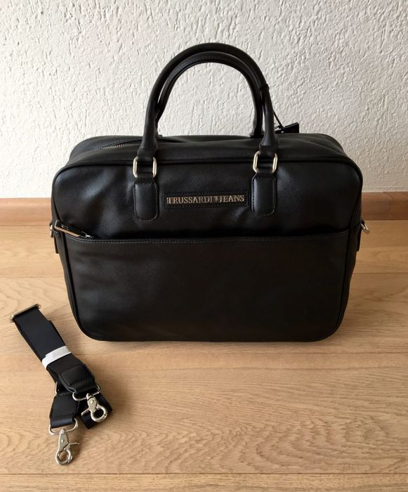 Trussardi Jeans – Briefcase Travel bag