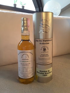 Macallan 15 years old 1990 Signatory