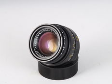 Leica Summicron-M 50mm f2 RPS ROYAL CENTENARY 1994 - 1/100, the first one