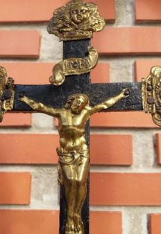 Cross from altar, 18th century