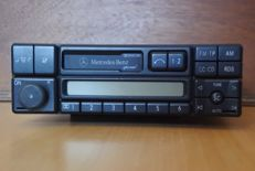 Becker Mercedes-Benz Special BE2210 - youngtimer car stereo radio tape player - 1993