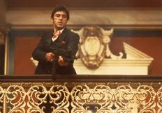 Interpress - Al Pacino, 1983.