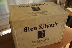 6 bottles of Glen Silver's 8 years old Blended Scotch Whisky