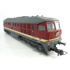 "Trix H0 - 22071 - Heavy hydraulic locomotive BR 132 ""Ludmilla Erfurt"" of the Deutsche Reichsbahn"