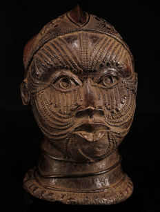 Bronze Head - IFE - Nigeria