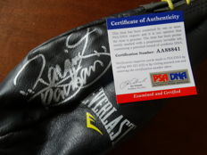 "Manny ""Pacman"" Pacquiao World Champion Everlast Speed Bag signed by Manny Pacquiao.  with original autograph + COA"