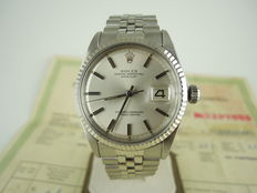 Rolex Oyster Perpetual Datejust - Men's Watch - 1965
