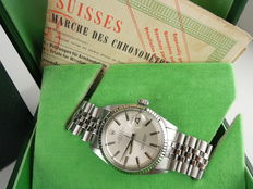 Rolex Oyster Datejust - Men's Watch Ref 1601 - 1965's