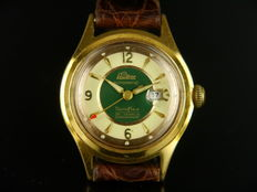 Gruen Geneve – Swiss made automatic men's watch - gold-plated.