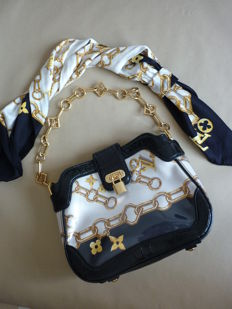 Louis Vuitton - White Monogram Charms Linda - Limited edition for VIP customers