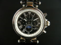 Rune Sander Germany – chronograph automatic men's watch - top condition