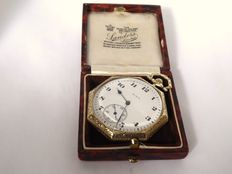 Elgin watch co USA pocket watch circa 1920s