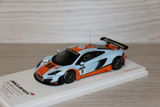 TSM Model - Schaal 1/43 - McLaren MP4 - 12C  GT3 #9 24h of Spa