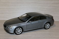 Kyosho - Scale 1/18 - BMW 645 CI Coupe -
