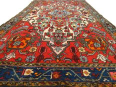 "Hamadan Malayer – 210 x 123 cm – ""Eye-catcher – Persian carpet in beautiful condition."""