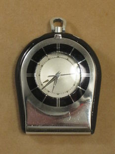Jaeger-le-Coultre - travel clock 50' Svizzera